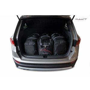 Kjust Seat Ateca | bouwjaar 2016 t/m heden | Kjust Car Bags | set van 4