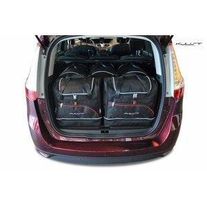 Kjust Renault Grand Scenic   bouwjaar 2009 t/m 2016   Kjust Car Bags   set van 5