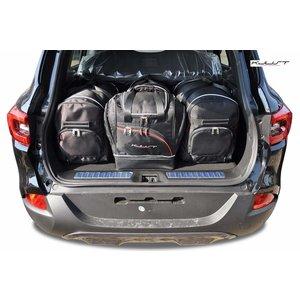 Kjust Renault Kadjar | bouwjaar 2015 t/m heden | Kjust Car Bags | set van 4