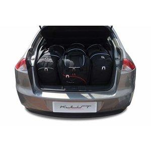 Kjust Renault Laguna Hatchback | bouwjaar 2007 t/m 2015 | Kjust Car Bags | set van 4