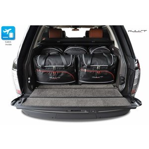Kjust Land Rover Range Rover | bouwjaar 2013 t/m heden | Kjust Car Bags | set van 5