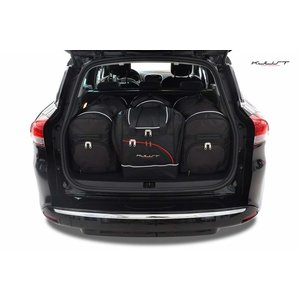 Kjust Renault Clio Estate | bouwjaar 2013 t/m heden | Kjust Car Bags | set van 4