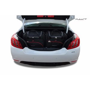 Kjust Peugeot 508 Sedan | bouwjaar 2010 t/m 2018 | Kjust Car Bags | set van 5