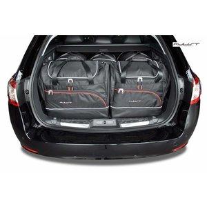 Kjust Peugeot 508 SW | bouwjaar 2011 t/m 2019 | Kjust Car Bags | set van 5