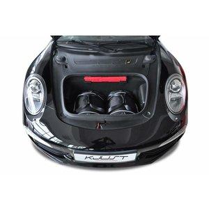 Kjust Porsche Carrera 911 | bouwjaar 2011 t/m heden | Kjust Car Bags | set van 2