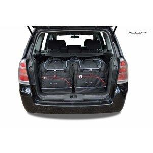 Kjust Opel Zafira | bouwjaar 2005 t/m 2011 | Kjust Car Bags | set van 5