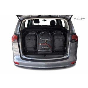 Kjust Opel Zafira | bouwjaar 2011 t/m 2019 | Kjust Car Bags | set van 4