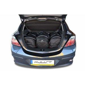 Kjust Opel Astra GTC | bouwjaar 2004 t/m 2012 | Kjust Car Bags | set van 3