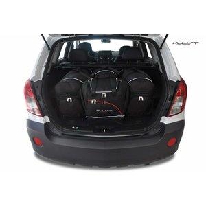 Kjust Opel Antara | bouwjaar 2006 t/m 2013 | Kjust Car Bags | set van 4