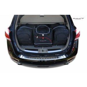 Kjust Nissan Murano Z51 | bouwjaar 2008 t/m 2015 | Kjust Car Bags | set van 4