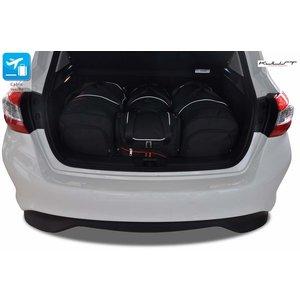 Kjust Nissan Pulsar | bouwjaar 2014 t/m heden | Kjust Car Bags | set van 4