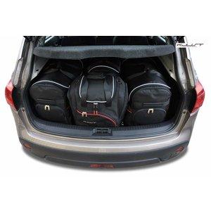 Kjust Nissan Qashqai | bouwjaar 2007 t/m 2014 | Kjust Car Bags | set van 4