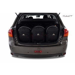 Kjust Mitsubishi ASX | bouwjaar 2010 t/m heden | Kjust Car Bags | set van 3