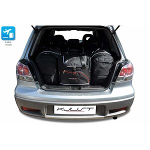 Kjust Mitsubishi Outlander | bouwjaar 2001 t/m 2006 | Kjust Car Bags | set van 5