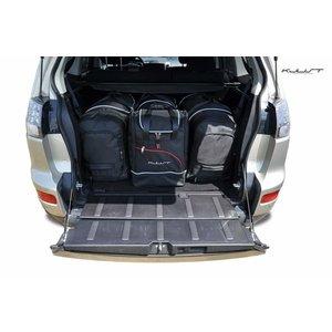 Kjust Mitsubishi Outlander | bouwjaar 2006 t/m 2012 | Kjust Car Bags | set van 4