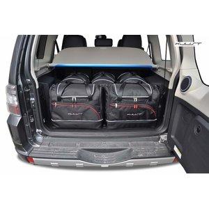 Kjust Mitsubishi Pajero | bouwjaar 2006 t/m 2018 | Kjust Car Bags | set van 5