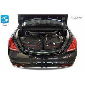Kjust Mercedes S-Klasse Sedan   bouwjaar 2013 t/m heden   Kjust Car Bags   set van 4