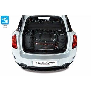 Kjust Mini Countryman   bouwjaar 2010 t/m 2017   Kjust Car Bags   set van 4