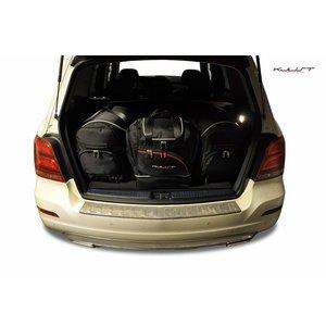 Kjust Mercedes GLK | bouwjaar 2008 t/m 2015 | Kjust Car Bags | set van 4