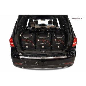Kjust Mercedes GLS   bouwjaar 2015 t/m heden   Kjust Car Bags   set van 6