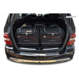 Kjust Mercedes M-Klasse | bouwjaar 2005 t/m 2011 | Kjust Car Bags | set van 5