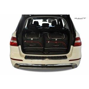 Kjust Mercedes M-Klasse | bouwjaar 2011 t/m 2015 | Kjust Car Bags | set van 5