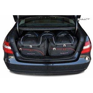 Kjust Mercedes E-Klasse Sedan | bouwjaar 2009 t/m 2015 | Kjust Car Bags | set van 5