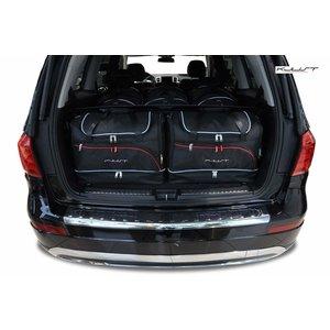 Kjust Mercedes GL | bouwjaar 2012 t/m 2015 | Kjust Car Bags | set van 5