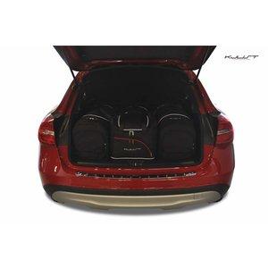 Kjust Mercedes GLA | bouwjaar 2013 t/m heden | Kjust Car Bags | set van 4