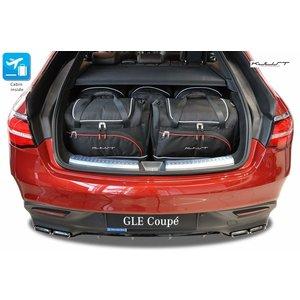 Kjust Mercedes GLE Coupe | bouwjaar 2015 t/m heden | Kjust Car Bags | set van 5