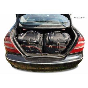 Kjust Mercedes CLK | bouwjaar 2002 t/m 2010 | Kjust Car Bags | set van 4