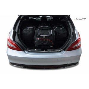 Kjust Mercedes CLS Shooting Brake | bouwjaar 2011 t/m heden | Kjust Car Bags | set van 4