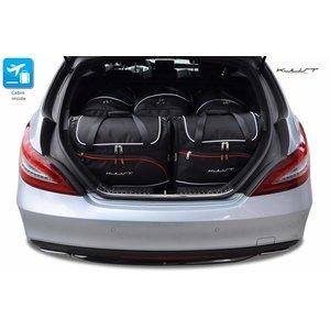 Kjust Mercedes CLS Shooting Brake | bouwjaar 2011 t/m heden | Kjust Car Bags | set van 5