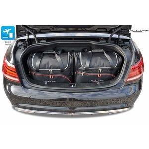 Kjust Mercedes E-Klasse Cabrio | bouwjaar 2009 t/m 2017 | Kjust Car Bags | set van 4