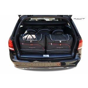 Kjust Mercedes E-Klasse Combi | bouwjaar 2009 t/m 2015 | Kjust Car Bags | set van 5
