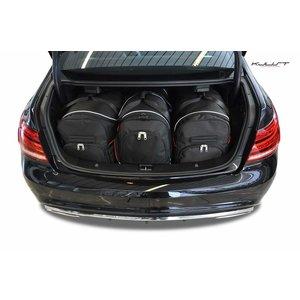 Kjust Mercedes E-Klasse Coupe | bouwjaar 2009 t/m 2017 | Kjust Car Bags | set van 4