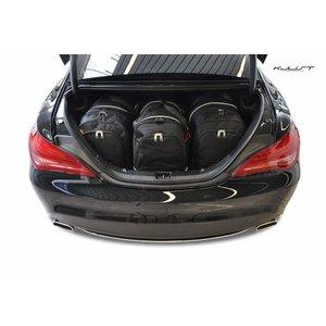 Kjust Mercedes CLA Coupe | bouwjaar 2013 t/m heden | Kjust Car Bags | set van 4