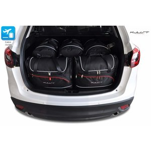 Kjust Mazda CX5 | bouwjaar 2012 t/m 2017 | Kjust Car Bags | set van 5