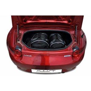Kjust Mazda MX5 | bouwjaar 2015 t/m heden | Kjust Car Bags | set van 2