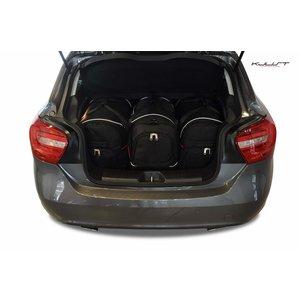 Kjust Mercedes A-Klasse | bouwjaar 2012 t/m 2018 | Kjust Car Bags | set van 3