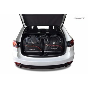 Kjust Mazda 6 Sportbreak   bouwjaar 2012 t/m heden   Kjust Car Bags   set van 5