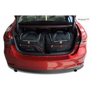 Kjust Mazda 6 Sedan   bouwjaar 2012 t/m heden   Kjust Car Bags   set van 5