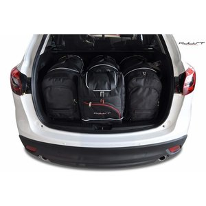 Kjust Mazda CX5 | bouwjaar 2012 t/m 2017 | Kjust Car Bags | set van 4