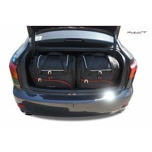 Kjust Lexus IS | bouwjaar 2005 t/m 2012 | Kjust Car Bags | set van 4
