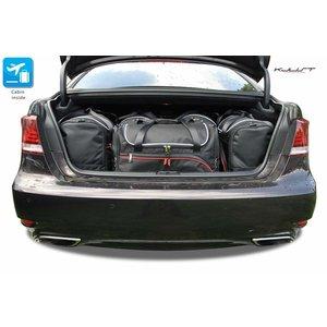 Kjust Lexus LS | bouwjaar 2006 t/m heden | Kjust Car Bags | set van 5