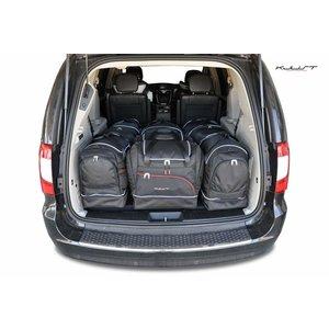 Kjust Lancia Voyager | bouwjaar 2011 t/m heden | Kjust Car Bags | set van 7