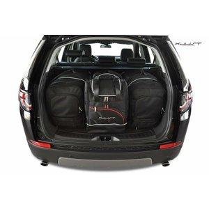 Kjust Land Rover Discovery Sport | bouwjaar 2014 t/m heden | Kjust Car Bags | set van 4