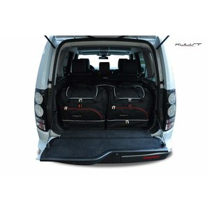Kjust Land Rover Discovery | bouwjaar 2010 t/m heden | Kjust Car Bags | set van 5