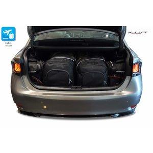 Kjust Lexus GS | bouwjaar 2012 t/m heden | Kjust Car Bags | set van 4