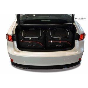 Kjust Lexus IS | bouwjaar 2013 t/m heden | Kjust Car Bags | set van 4